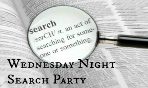 Youth Wednesday Night Search Party