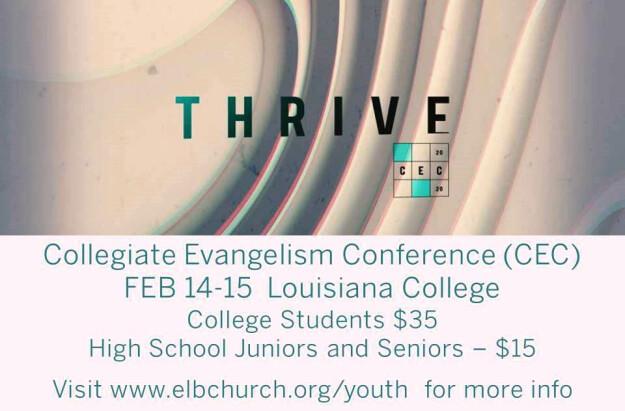 Collegiate Evangelism Conference